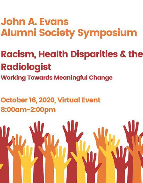 John A Evans Alumni Symposium Poster